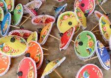 Festival dell'ombrello in Chiang Mai Immagini Stock Libere da Diritti