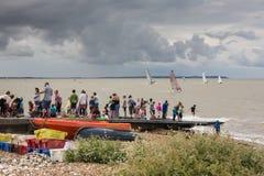 Festival dell'ostrica di Whitstable fotografia stock libera da diritti