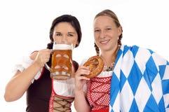 Festival della birra di Monaco di Baviera Fotografia Stock
