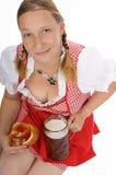 Festival della birra di Monaco di Baviera fotografie stock libere da diritti