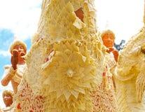 Festival della candela Fotografia Stock