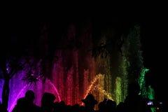 Festival della luce di Gerusalemme Fotografie Stock