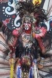 Festival della maschera Fotografia Stock