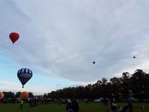 Festival della mongolfiera di York Immagini Stock Libere da Diritti