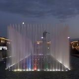 Festival delle fontane Fotografie Stock