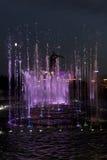 Festival delle fontane Fotografia Stock Libera da Diritti