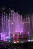 Festival delle fontane Immagine Stock Libera da Diritti