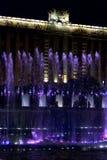 Festival delle fontane Immagini Stock Libere da Diritti
