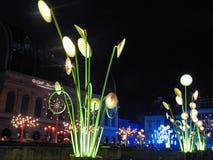 Festival delle luci immagine stock