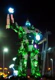 Festival delle luci cinese in Canton Fotografie Stock