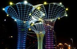 Festival delle luci cinese in Canton Fotografie Stock Libere da Diritti