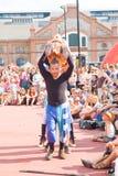 Festival delle vie di Ostrava Fotografia Stock