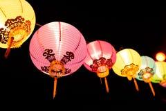 Festival des Chinesischen Neujahrsfests Stockbild