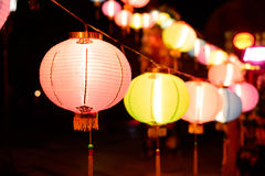 Festival des Chinesischen Neujahrsfests Lizenzfreies Stockfoto