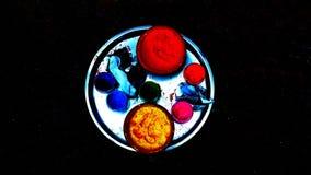 Festival des lumières Diwali Népal images stock