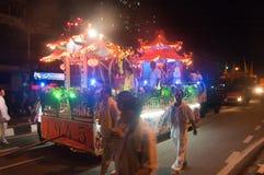 Festival des neuf dieux d'empereur Photo stock