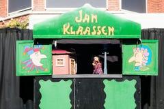 festival des Pays-Bas-Winschoten Waterbei de rue-art photos libres de droits
