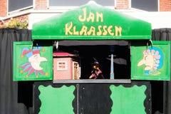 festival des Pays-Bas-Winschoten Waterbei de rue-art images libres de droits