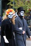 Festival des personnes mortes Photo stock