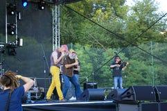 Festival des rues d'Ostrava Images stock