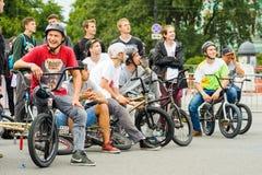 Festival des sports extrêmes Photo libre de droits