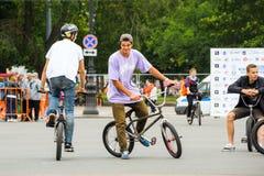 Festival des sports extrêmes Photos stock