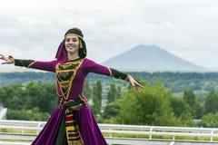 Festival di amicizia in Pjatigorsk Fotografia Stock Libera da Diritti