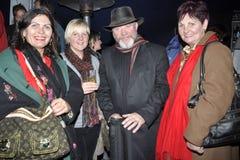 Festival di arti nazionale di Grahamstown Immagine Stock