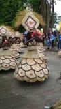 Festival di ATI-atihan Immagini Stock