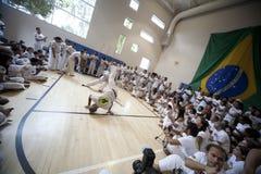 Festival di Capoeira Fotografie Stock Libere da Diritti