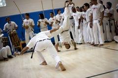 Festival di Capoeira Fotografia Stock Libera da Diritti