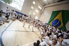 Festival di Capoeira Fotografie Stock