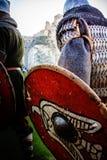 Festival di coltura medioevale Fotografie Stock Libere da Diritti