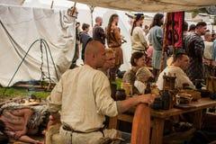 Festival di coltura medioevale Immagini Stock
