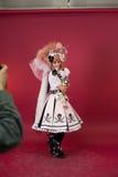 Festival di cultura pop giapponese a Mosca 2010 Immagine Stock Libera da Diritti