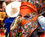 Festival di danza degli spettri Immagini Stock Libere da Diritti