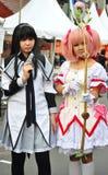 Festival di Ennichisai Giappone a Jakarta Fotografia Stock Libera da Diritti