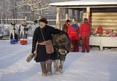Festival di folclore Fotografia Stock