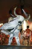 Festival di folclore di Parintins nel Brasile fotografie stock libere da diritti