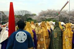 Festival di Gyokidaie fotografia stock libera da diritti