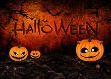 Festival di Halloween Fotografie Stock Libere da Diritti