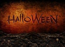 Festival di Halloween Fotografia Stock Libera da Diritti