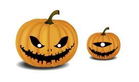 Festival di Halloween della zucca Fotografia Stock Libera da Diritti