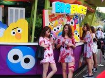 Festival di Halloween in studio universale, Osaka, Giappone Immagini Stock Libere da Diritti