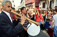 Festival di Hidrellez Ederlezi Fotografie Stock Libere da Diritti