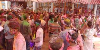 Festival di Holi immagine stock libera da diritti