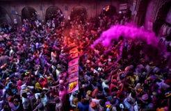 Festival di Holi immagine stock