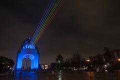 Festival di indicatore luminoso Fotografie Stock Libere da Diritti