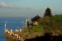 Festival di Kuningan, Bali Indonesia immagini stock