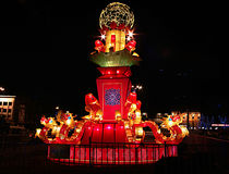 Festival di lanterna Immagini Stock